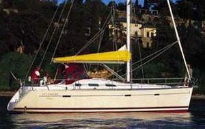 Used Beneteau 393 Cruiser Sailboat For Sale