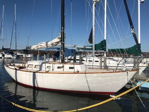 Used Cal 36 Sloop Sailboat For Sale