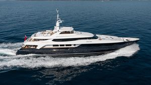 Used Baglietto Motoryacht Motor Yacht For Sale