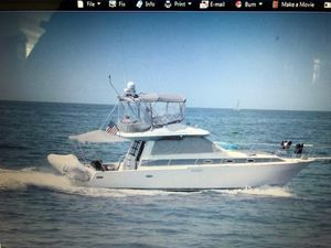 Used Mediterranean 38 Convertible Sports Fishing Boat For Sale