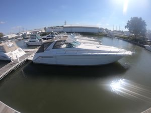 Used Sea Ray 500 Sundancer Express Cruiser Boat For Sale