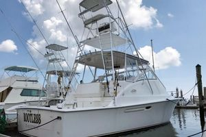 Used Ocean Express 40 Sports Fishing Boat For Sale
