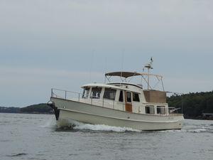 Used Eagle Pilothouse Trawler Boat For Sale