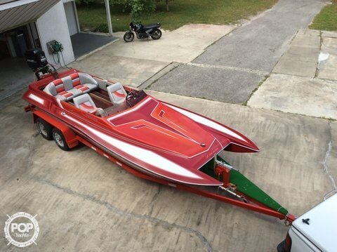 Used Eliminator 21 Daytona High Performance Boat For Sale