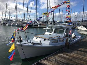 Used Striper Lobster Boat Riverside Boat CO Commercial Boat For Sale