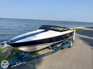 Used Donzi Minx High Performance Boat For Sale