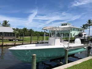 Used Contender Sport Center Console Fishing Boat For Sale