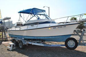 Used Shamrock 200 Cuddy Cabin Cuddy Cabin Boat For Sale