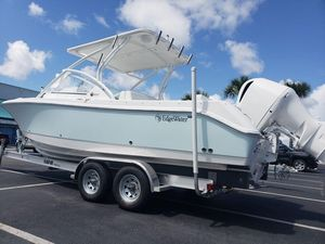 New Edgewater 248cx Pilothouse Boat For Sale