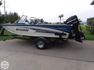 Used Sylvan Expedition Sport 1800 DC Aluminum Fishing Boat For Sale