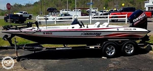 Used Stratos 200XL Bass Boat For Sale