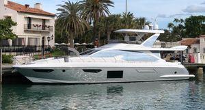 Used Azimut 72 Flybridge Motor Yacht For Sale