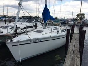 Used Hunter 30 Sloop Sailboat For Sale