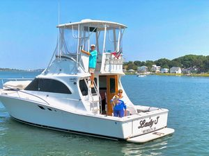 Used Luhrs 32 Tournament Convertible Fishing Boat For Sale