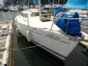 Used Jeanneau Fantasia 27 Racer and Cruiser Sailboat For Sale