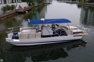 Used Ocean Express 3900 Power Catamaran Boat For Sale