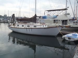 Used Sailboat Townsend 30 Cutter Sailboat For Sale