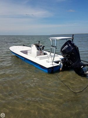 Used Wingmaster Payhayokee Flats Fishing Boat For Sale