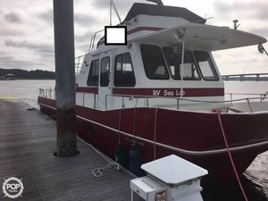 Used Holiday Mansion 38 Barracuda House Boat For Sale