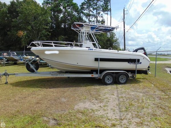 Used Sea Chaser 2100 Offshore Center Console Fishing Boat For Sale
