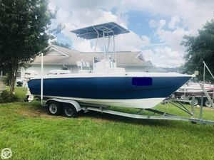 Used Ota 22 Power Catamaran Boat For Sale