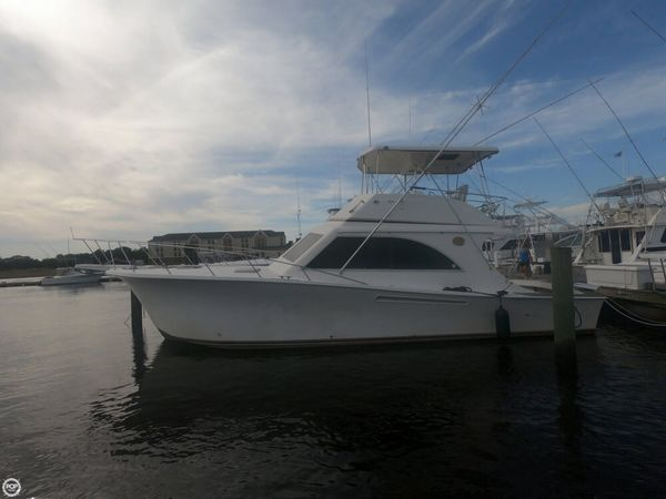 Used Jersey 42 Dawn Sports Fishing Boat For Sale
