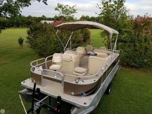 Used Godfrey Pontoon Sweetwater 2086FC4 Pontoon Boat For Sale