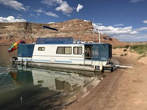 Used Kayot HouseboatHouseboat House Boat For Sale