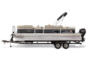 New Sun Tracker Party Barge 22 RF DLXParty Barge 22 RF DLX Pontoon Boat For Sale