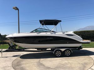 New Sea Ray 250 SDX250 SDX Bowrider Boat For Sale