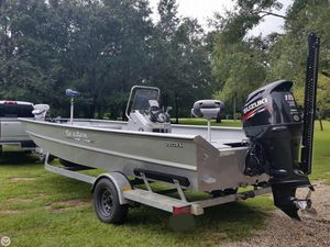 Used Sea Ark 2072 FX Center Console Fishing Boat For Sale