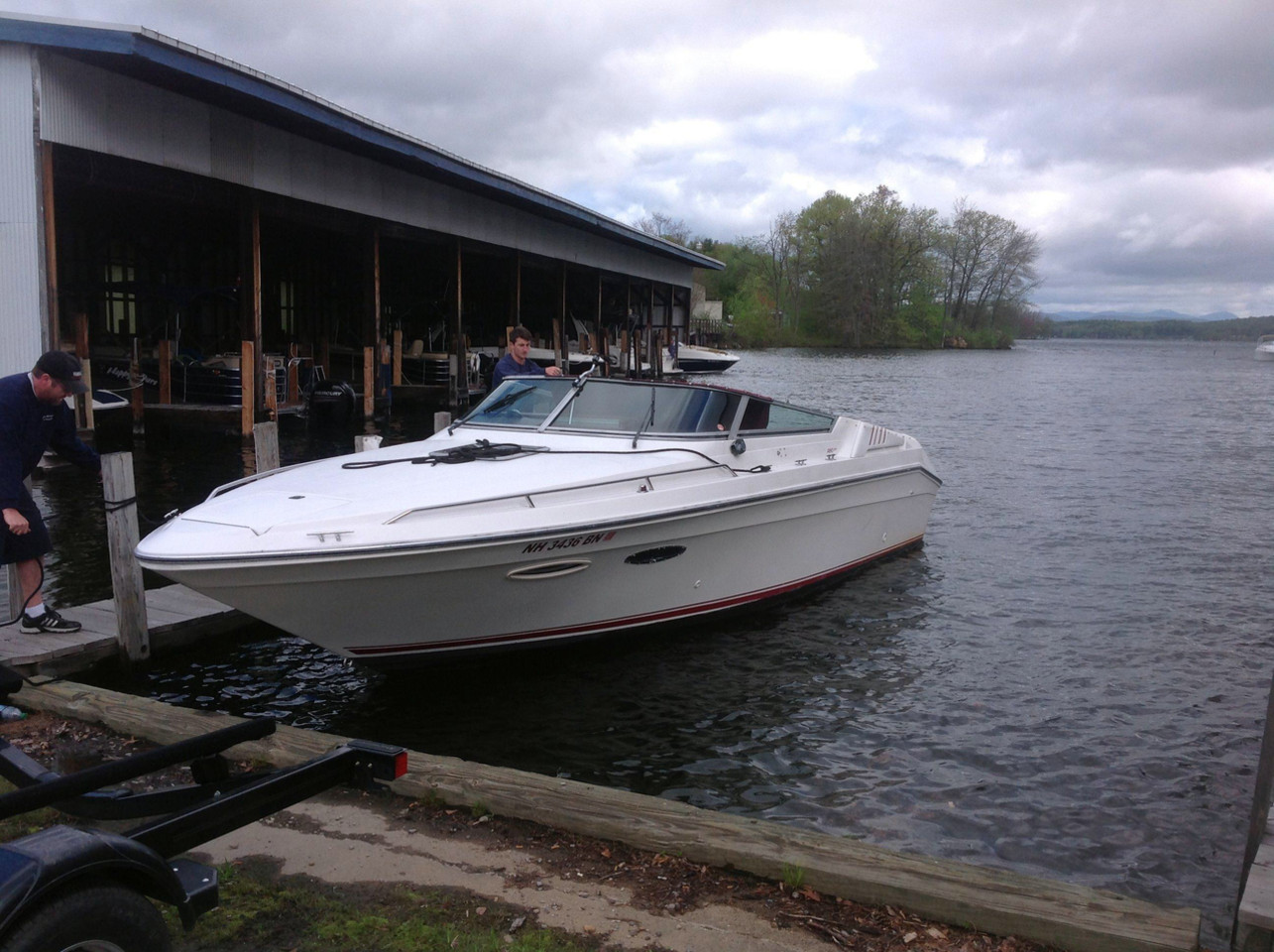 Sea Ray 260 overnighter For Sale