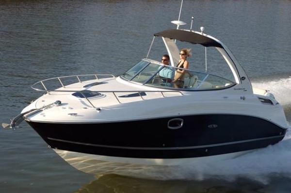 Used Sea Ray 250 Sundancer 11485 Cruiser Boat For Sale