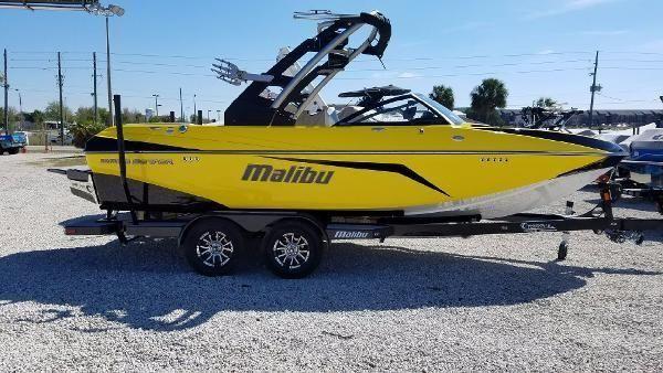 Used Malibu Wakesetter 21 VLXWakesetter 21 VLX Ski and Wakeboard Boat For Sale