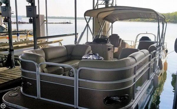 Used G3 Elite 326 SS Pontoon Boat For Sale