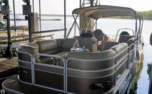Used G3 Elite 326 SS Pontoon Boat For Sale