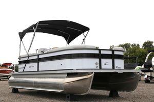 Used Crest I 200 LI 200 L Pontoon Boat For Sale