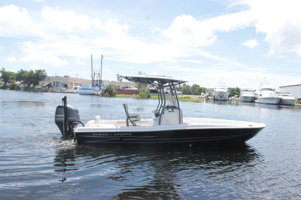 Used Hydra-Sports 23 Bay Bolt23 Bay Bolt Saltwater Fishing Boat For Sale