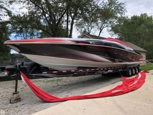 Used Baja 442 Outlaw High Performance Boat For Sale