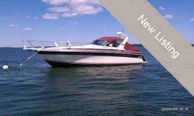 Used Wellcraft 3400 GranSport Express Cruiser Boat For Sale