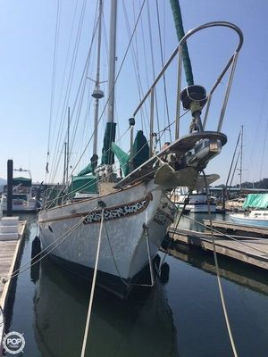 Used Vagabond 47 Ketch Sailboat For Sale