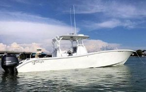 Used Yellowfin 36 CC36 CC Center Console Fishing Boat For Sale