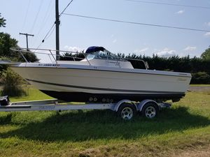 Used Seaswirl Striper 2150 WAStriper 2150 WA Cuddy Cabin Boat For Sale