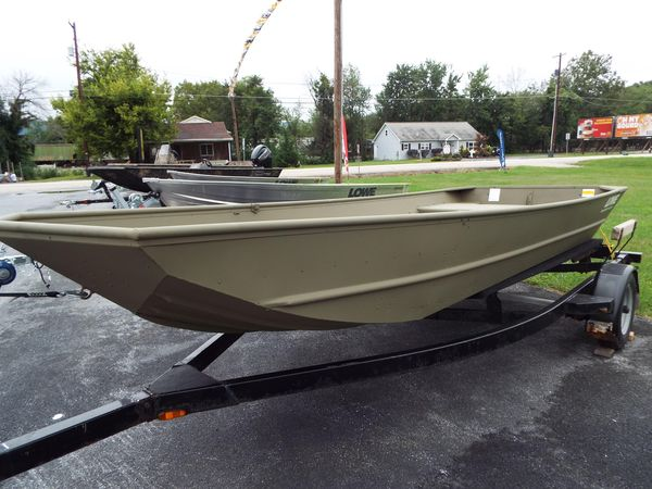 New Lowe Jon L1648MT AuraJon L1648MT Aura Jon Boat For Sale