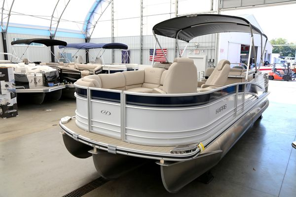 Used Harris 230 Grand Mariner230 Grand Mariner Pontoon Boat For Sale