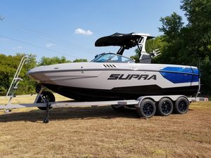 New Supra SE 550SE 550 Ski and Wakeboard Boat For Sale