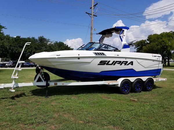 New Supra SE 550SE 550 Ski and Wakeboard Boat For Sale