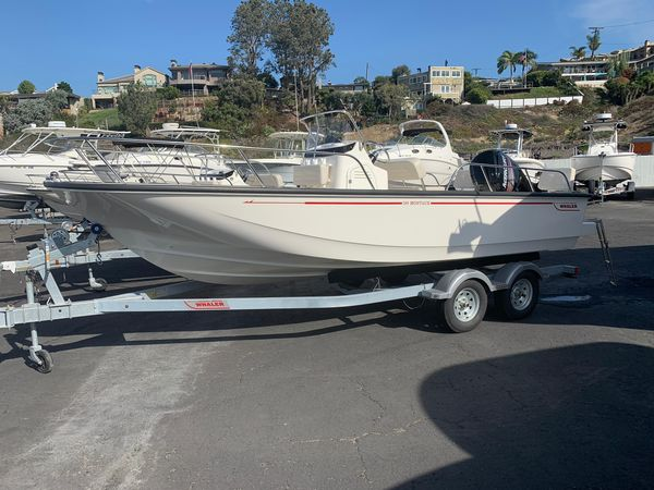 New Boston Whaler 190 Montauk190 Montauk Center Console Fishing Boat For Sale