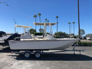 New Boston Whaler 210 Montauk210 Montauk Center Console Fishing Boat For Sale