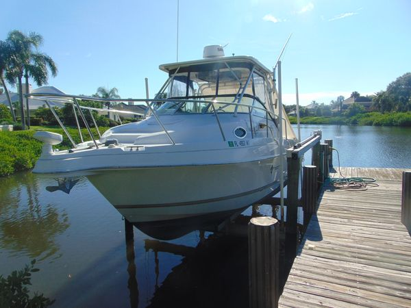 Used Aquasport 275 Explorer275 Explorer Saltwater Fishing Boat For Sale